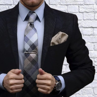 how-to-style-checked-ties-for-men-fashion-uk