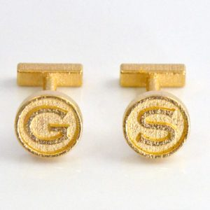 soho-cufflinks-for-men-personalised-initial-custom-cufflinks-for-men-uk