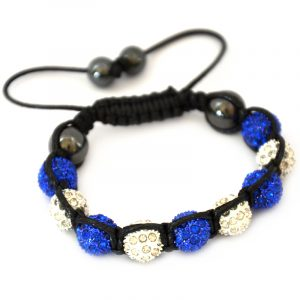 blue-and-white-shamballa-disco-ball-crystal-beads-bracelet-macrame-cord-magnetite-beads-bracelet-uk