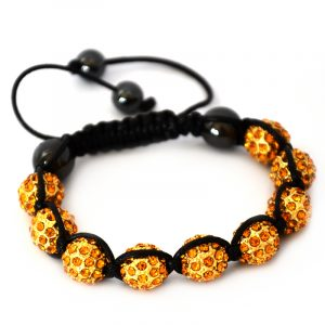 gold-shamballa-disco-ball-crystal-beads-bracelet-macrame-cord-magnetite-beads-bracelet-uk
