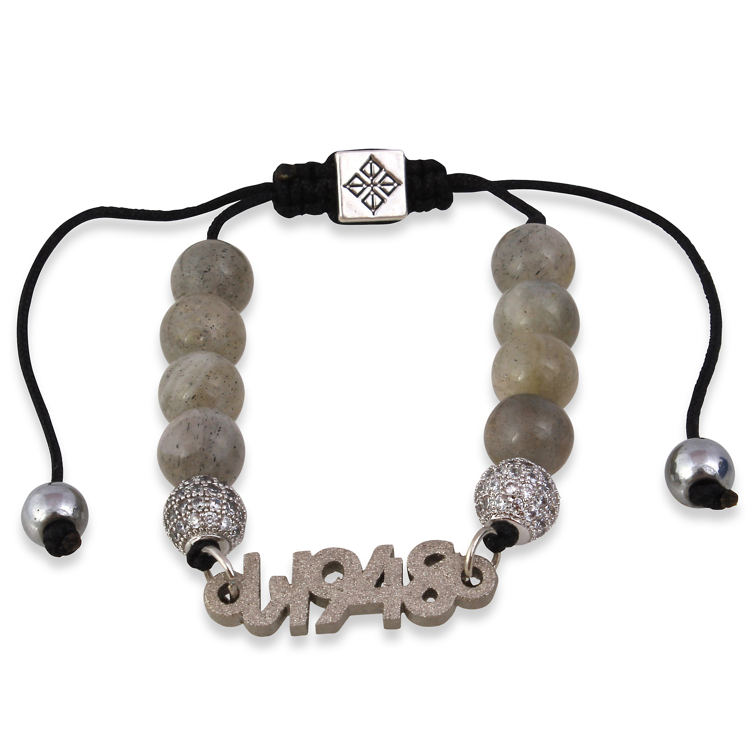 yoga bracelet products clara precious beaded ralph bead stone collections main morgen
