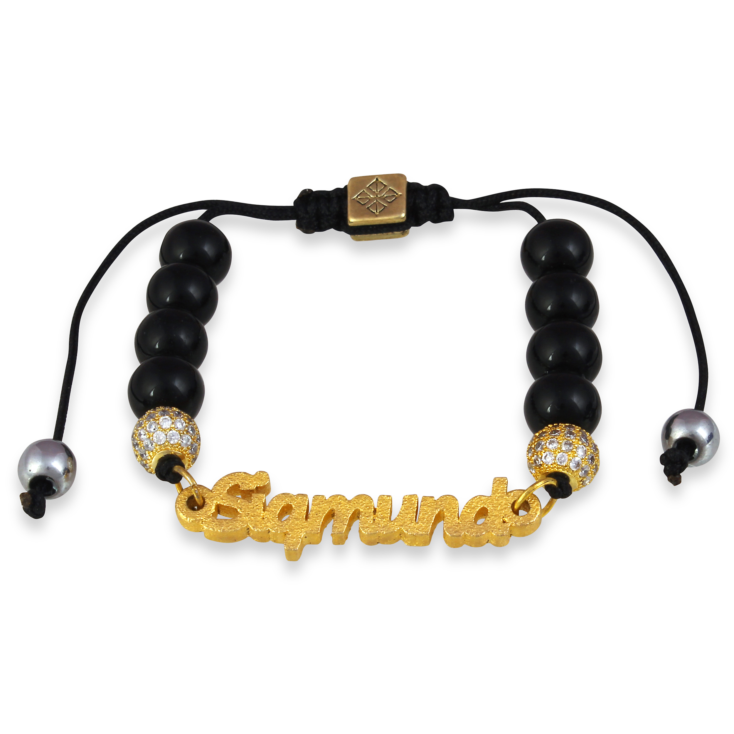 elastic bead grizzly from lava dinosaur species fossil and stone the iconic bracelet collection black product power