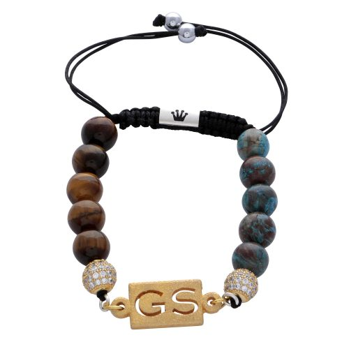 personalised-custom-jasper-brown-tiger-eye-natural-stone-beaded-bracelet-for-men-him
