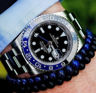 rolex-gmt-wrist-game-blue-lapis-lazuli-natural-stone-black-agate-mens-bracelets
