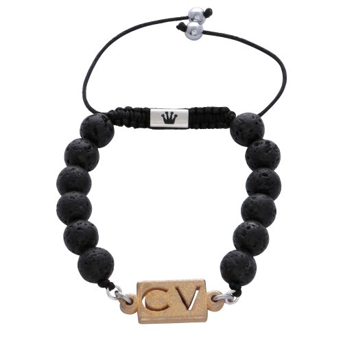 personalised-custom-initials-lava-rock-natural-stone-beaded-bracelet-for-men-him