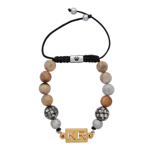 personalised-custom-initials-abalone-aqua-terra-jasper-natural-stone-beaded-bracelet-for-men-him