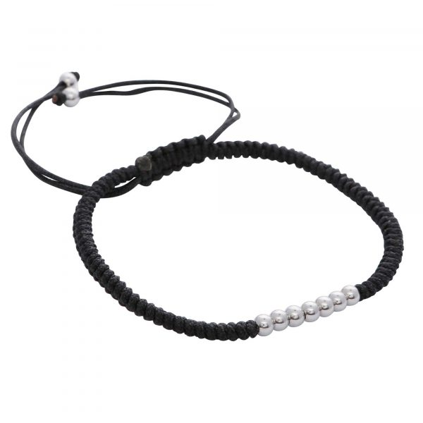 silver-plated-stainless-steel-black-macrame-bracelet-for-men