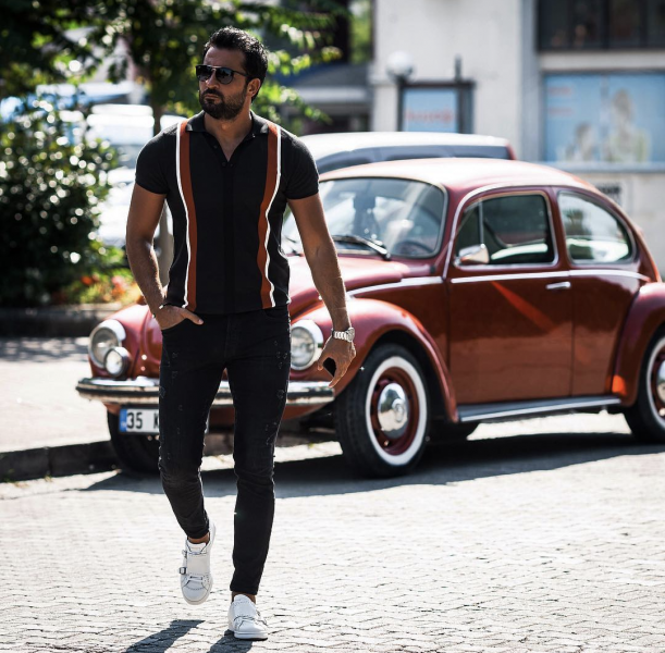 mens-casual-wear-polo-shirt-jeans