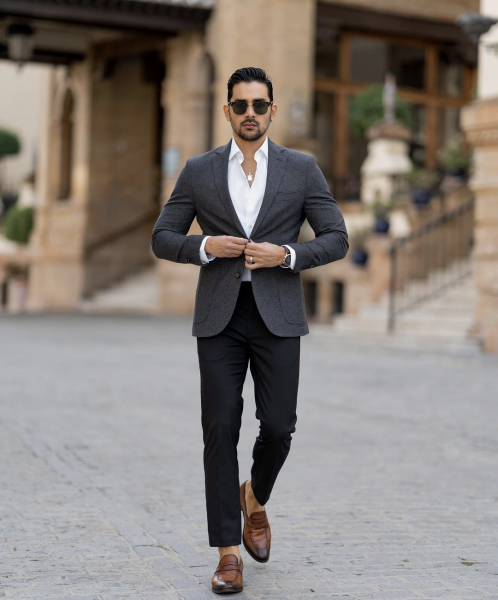 black-suit-brown-shoes-loafers-mens-business-professional-style-latest-mens-fashion-2021