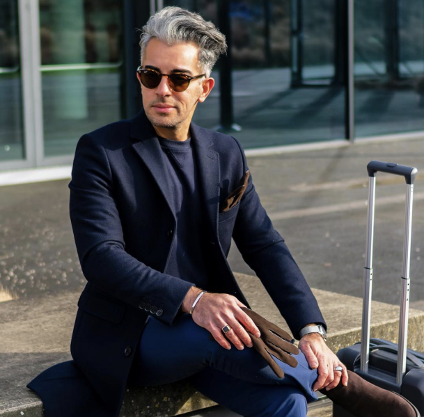 mens-blue-suit-polo-neck-shirt-boots-mens-business-look-style-mens-fashion